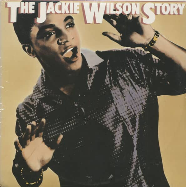 The Jackie Wilson Story (2-LP)