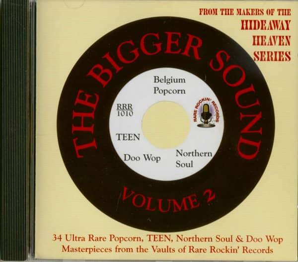The Bigger Sound Vol.2