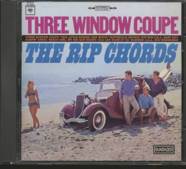 Three Window Coupe (CD)