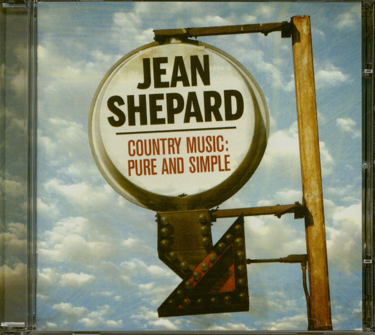 Jean Shepard - Country Music Pure And Simple (2-CD)