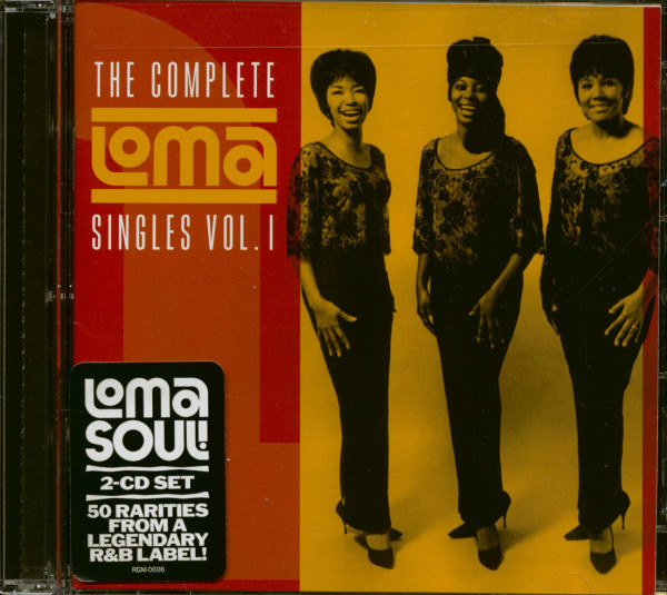 The Complete Loma Singles, Vol.1 (2-CD)