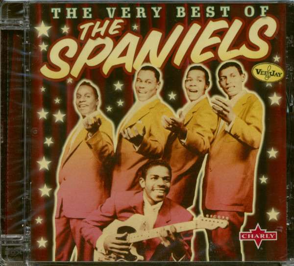 The Very Best Of The Spaniels (CD)