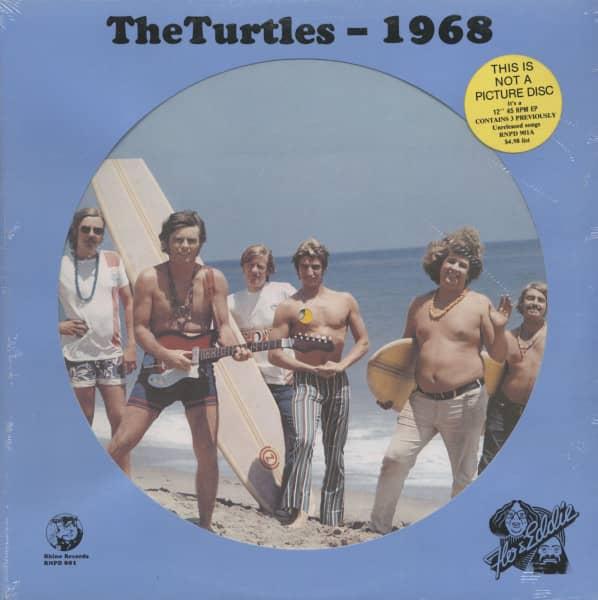 The Turtles - 1968 (LP, 45rpm)