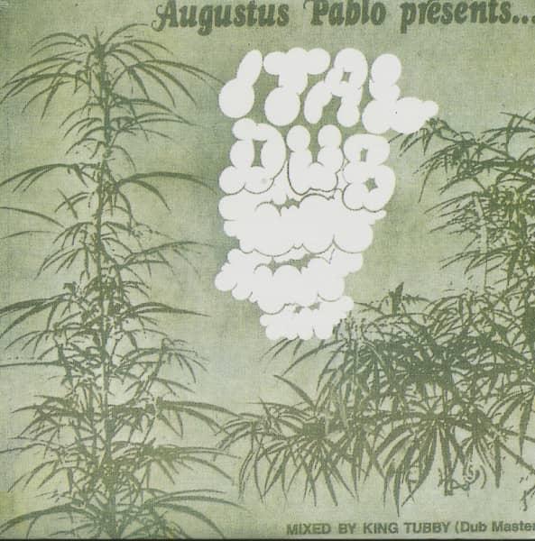 Augustus Pablo Presents ... Ital Dub (LP)
