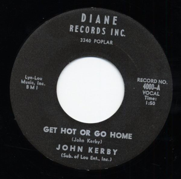 Get Hot Or Go Home - Melinda (7inch, 45rpm)
