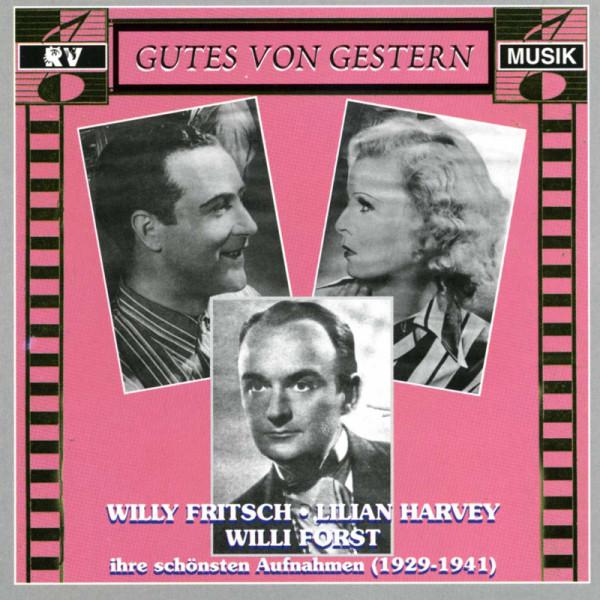 Vol.2, Gutes von Gestern (1929-1941)