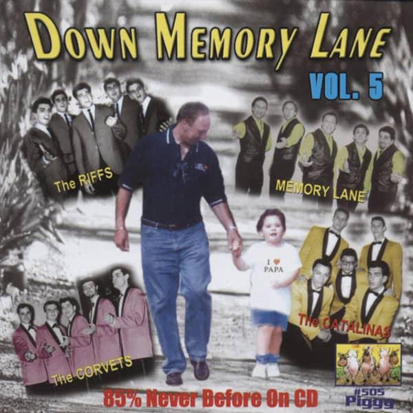 Vol.5, Down Memory Lane