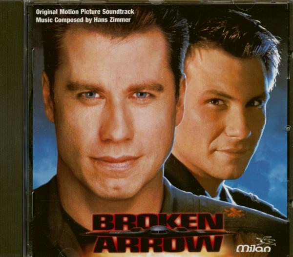 Broken Arrow - Original Motion Picture Soundtrack (CD)