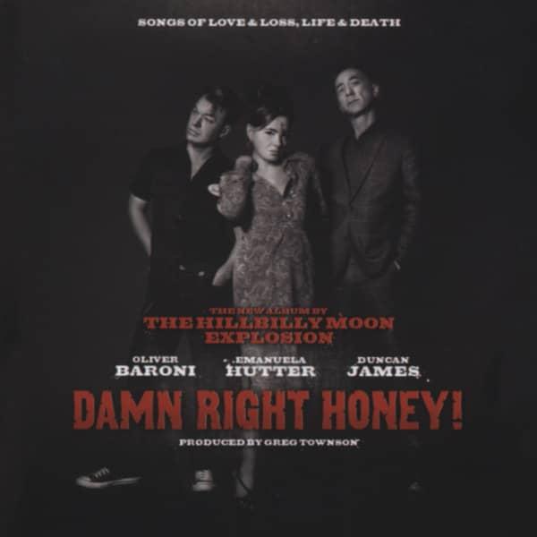 Damn Right Honey! (2013)