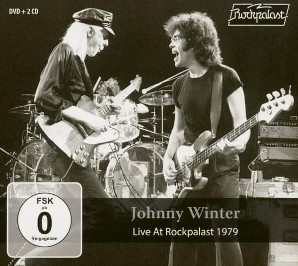 Live At Rockpalast 1979 (2-CD & DVD)