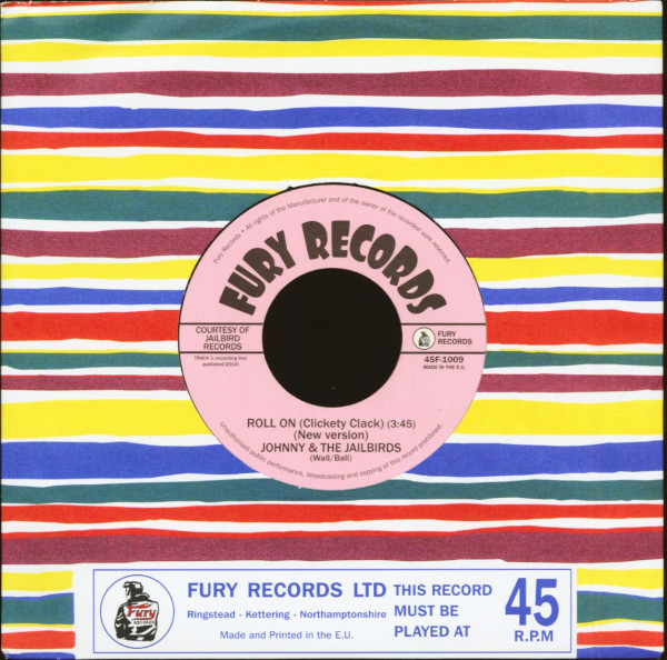 Roll On - Slick Chick (7inch, 45rpm)