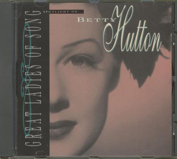 Spotlight - Great Ladies Of Song (CD)