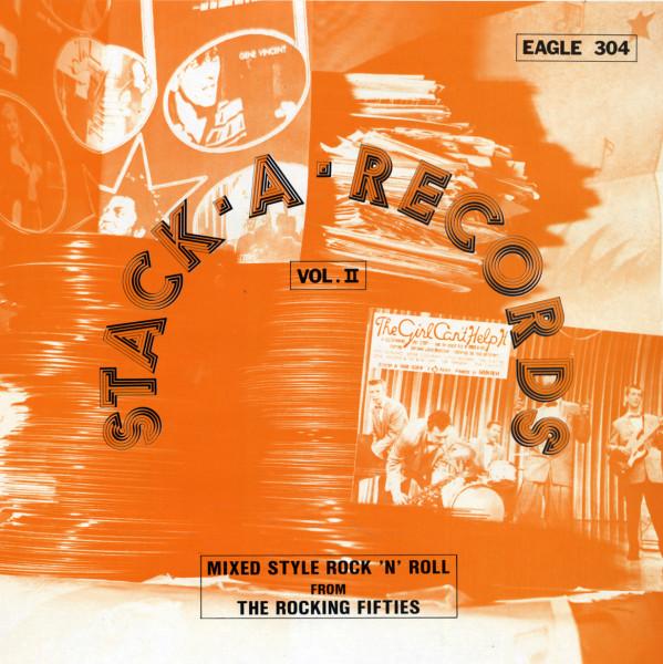 Stack A Records Vol.2