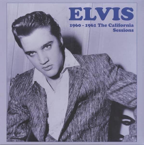 1960 - 1961 The California Sessions (LP, Ltd)