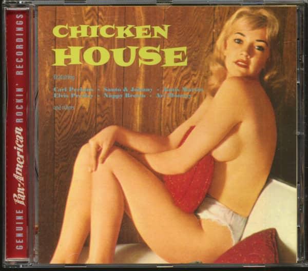 Chicken House (CD)