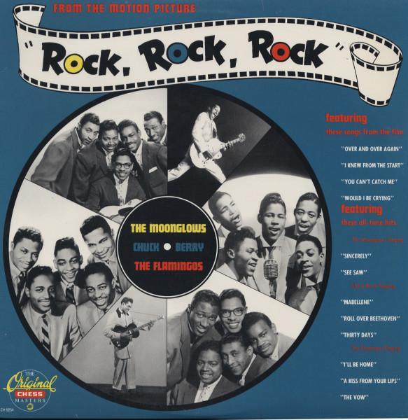 Rock, Rock, Rock - Soundtrack (LP)