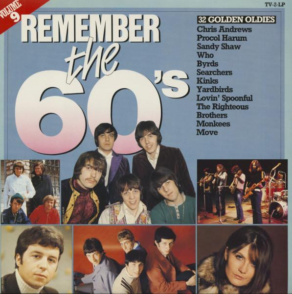 Remember The 60's Vol.9 (2-LP)