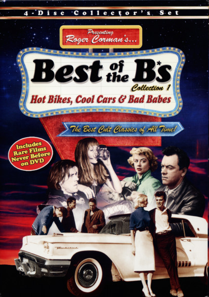 Best Of The B's (4-DVD)