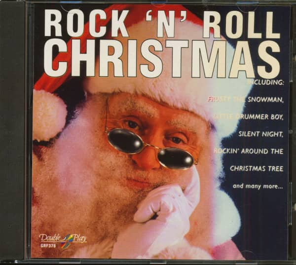 Rock'n'Roll Christmas (CD)