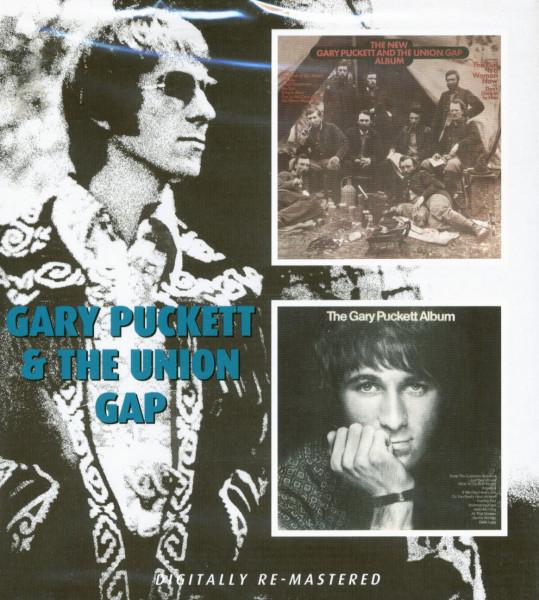The New Gary Pucket Album - The Union Gap Album (2-CD)
