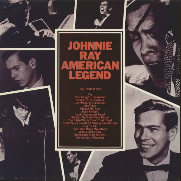 American Legend - 16 Greatest Hits (LP)