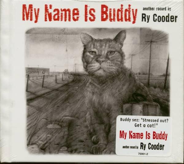 My Name Is Buddy (CD)