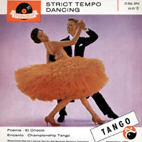 Strict Tempo Dancing - Tango 7inch, 45rpm, EP, PS