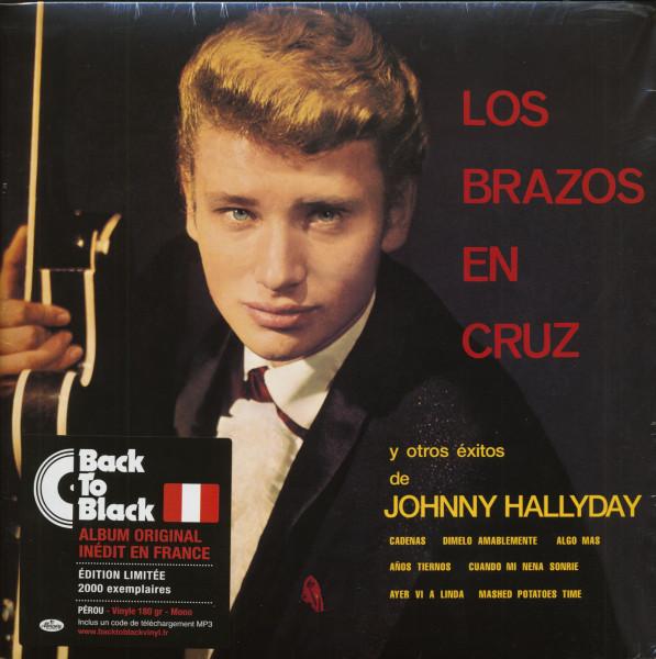 Los Brazos En Cruz (LP & Download, 180g Vinyl, Ltd.)