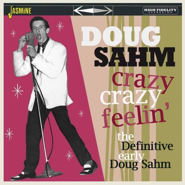 Crazy, Crazy Feelin': The Definitive Doug Sahm (CD)