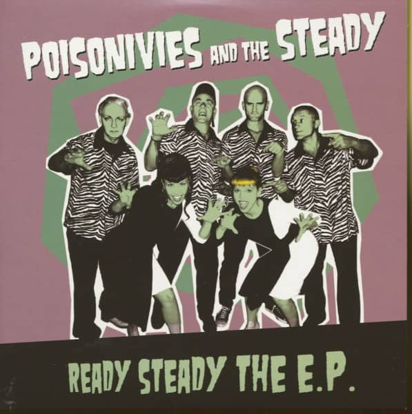 Ready Steady - The E.P. (7inch, 45rpm, EP, PS)