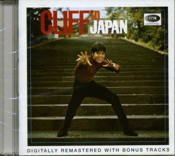 Cliff In Japan (CD)