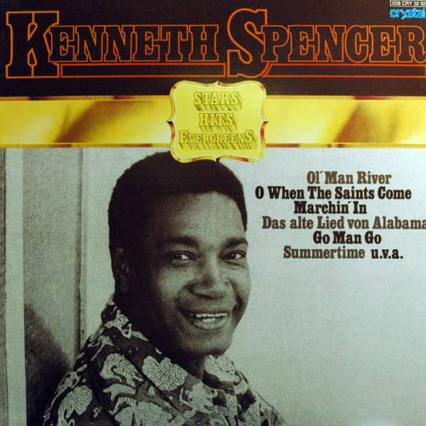 Kennth Spencer - Stars Hits Evergreens