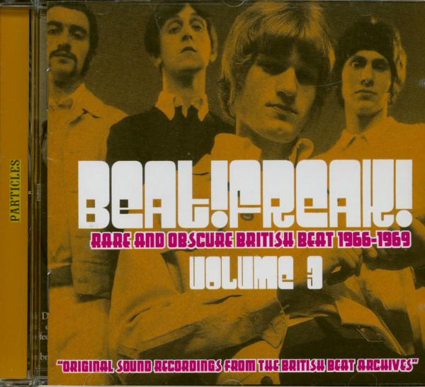 Beat!Freak! Vol.3 (CD)
