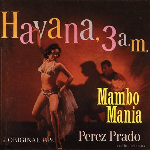 Mambo Mania - Havanna 3 A.M.