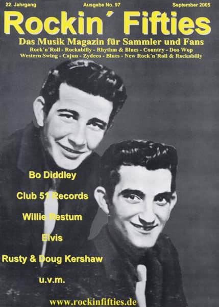 Nr. 97 - Musikmagazin September 2005