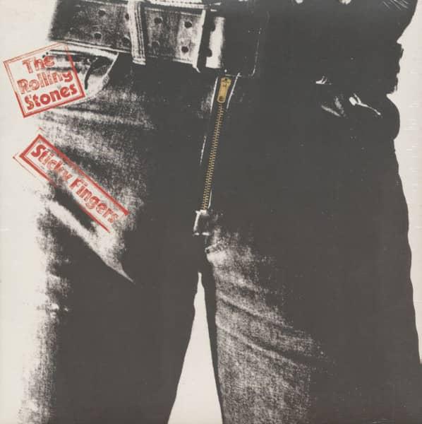 Sticky Fingers (LP, 180g Vinyl)