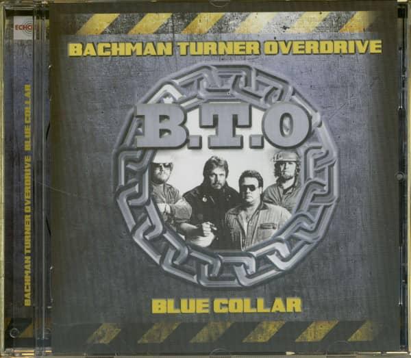 Blue Collar (CD)