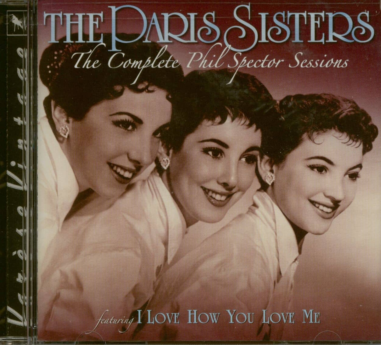 The Paris Sisters - The Complete Phil Spector Sessions (CD)
