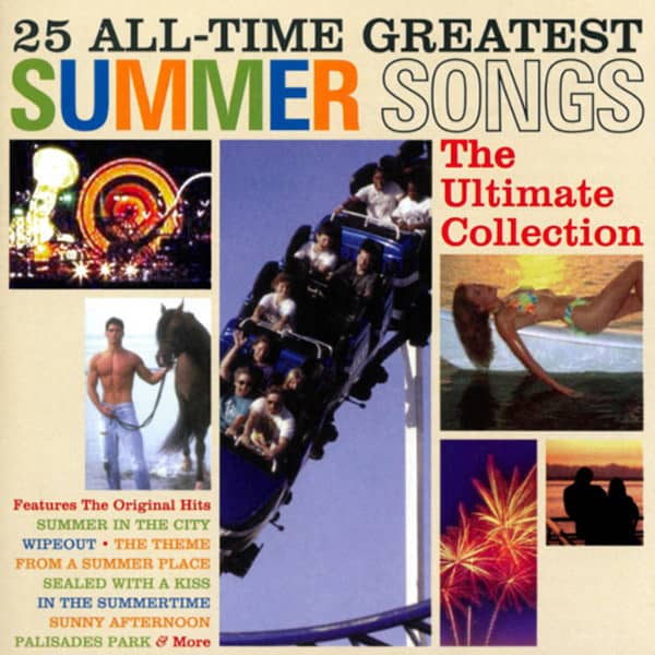 25 All-Time Greatest Summer Songs