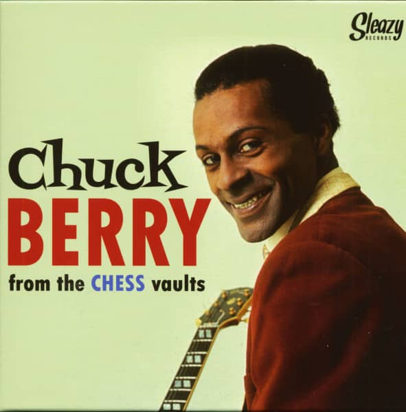 Chuck Berry - From The Chess Vaults (6x7inch EP Box, 45rpm, PS)