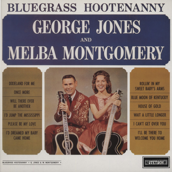 Bluegrass Hootenanny (Vinyl)