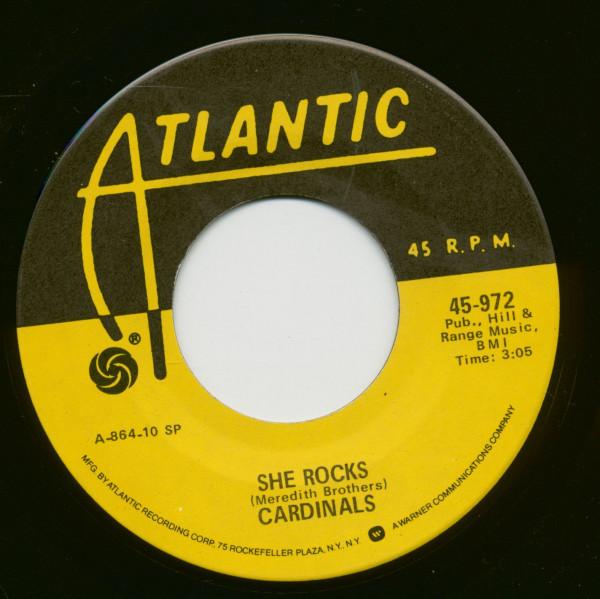 She Rocks - The Bump (7inch, 45rpm)
