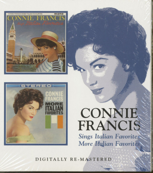 Sings Italian Favorites - More Italian Favorites (CD)
