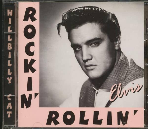 Rockin' Rollin' Elvis - Hillbilly Cat Vol.3 (CD)