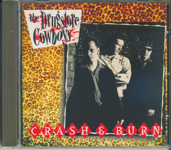 Crash & Burn (CD Album)
