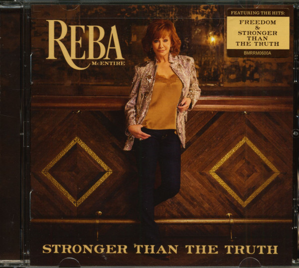 Stronger Than The Truth (CD)