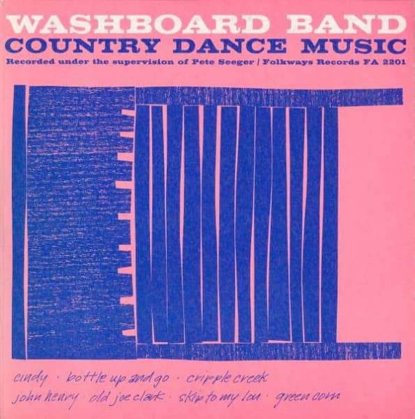 Washboard Band: Country Dance Music