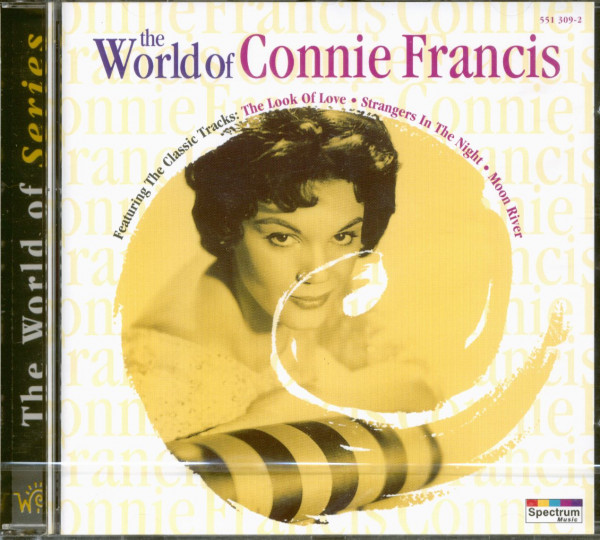 The World Of Connie Francis (CD)