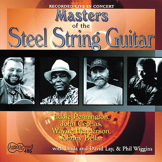 Masters Of The Steel String Guitar - Live