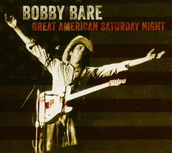 Great American Saturday Night (CD)